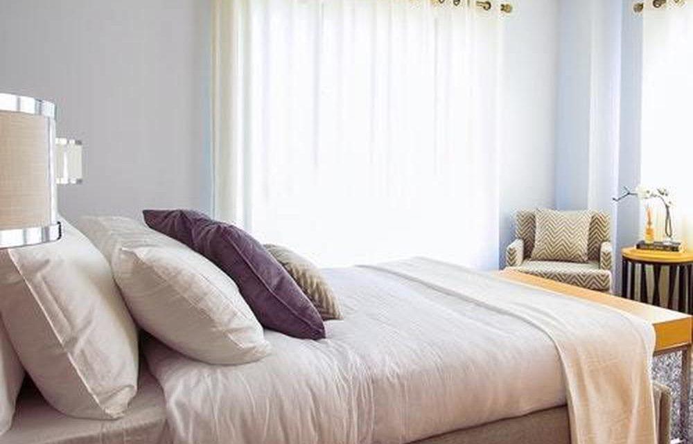 God belysning i soveværelset