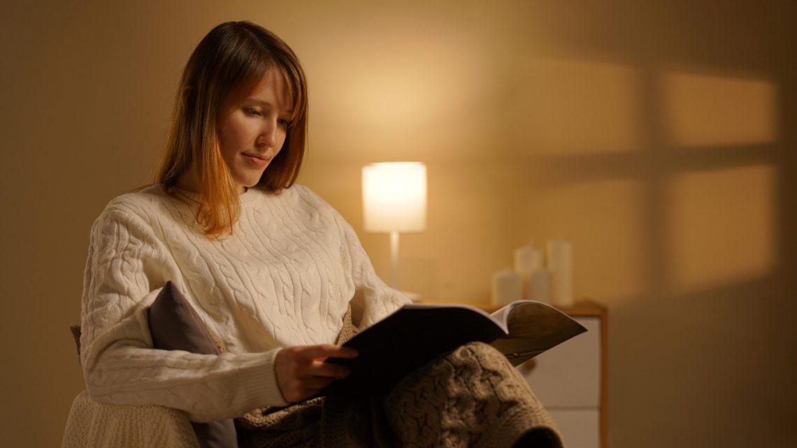 Lamper til godnatlæsning og lektielæsning